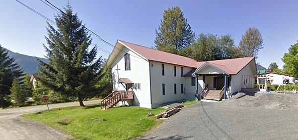 AK, Petersburg - FIRST BAPTIST CHURCH