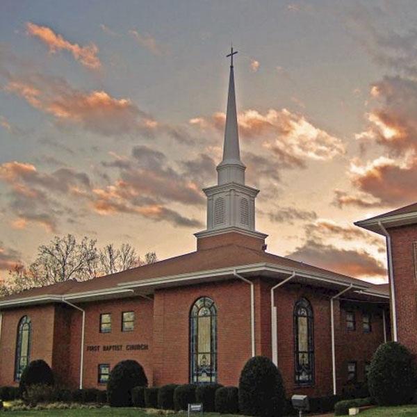 AL, Boaz - FIRST BAPTIST CHURCH