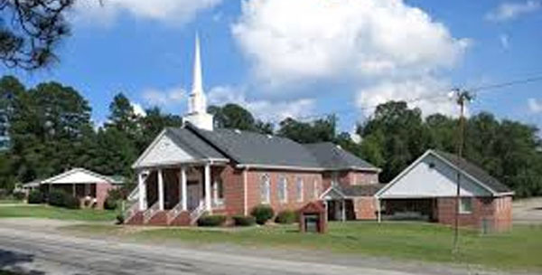 AL, Sweet Water - SWEET WATER BAPTIST CHURCH