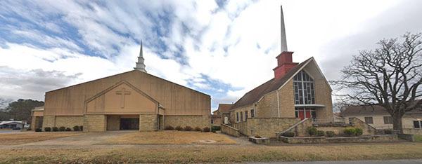 AR, Batesville - WEST BAPTIST CHURCH