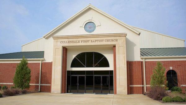 AR, Camden - CULLENDALE FIRST BAPTIST CHURCH
