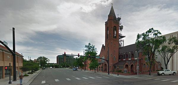 CO, Colorado Springs - FIRST BAPTIST CHURCH