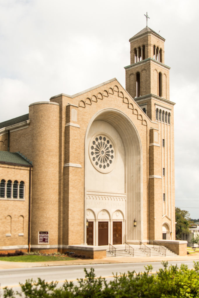 FL, Pensacola - FIRST BAPTIST CHURCH