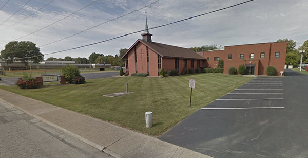 IN, Clarksville - FIRST SOUTHERN BAPTIST CHURCH
