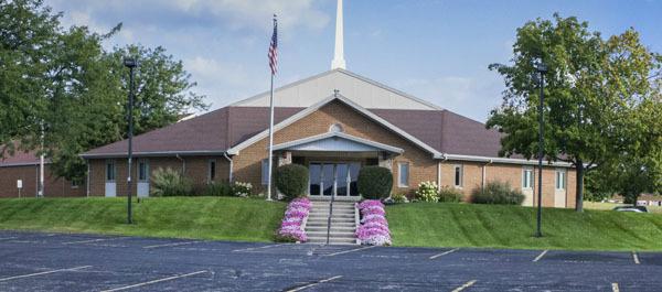 IN, South Bend - CALVARY BAPTIST CHURCH