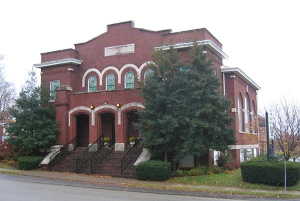 KY, Adairville - ADAIRVILLE BAPTIST CHURCH