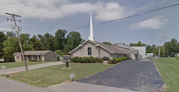 KY, Henderson - MT. PLEASANT BAPTIST CHURCH