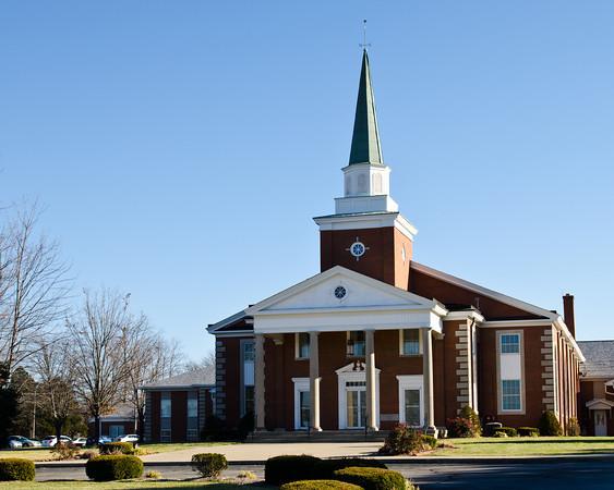 KY, Louisville - Cedar Creek Baptist Church