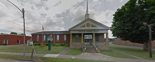 KY, Monticello - IMMANUEL BAPTIST CHURCH