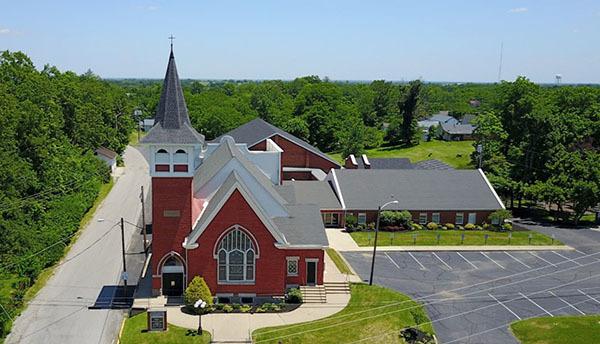 KY, Owenton - FIRST BAPTIST CHURCH