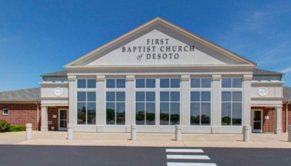 MO, De Soto - FIRST BAPTIST CHURCH