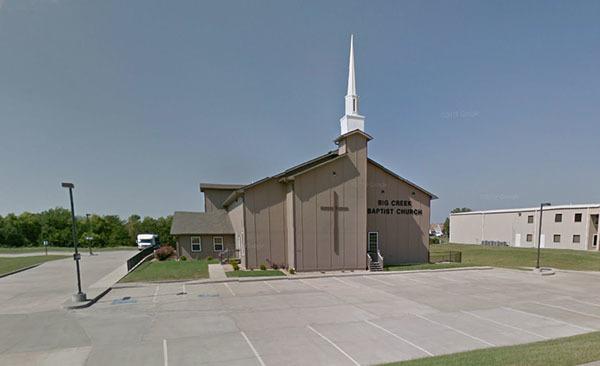MO, Pleasant Hill - BIG CREEK BAPTIST CHURCH