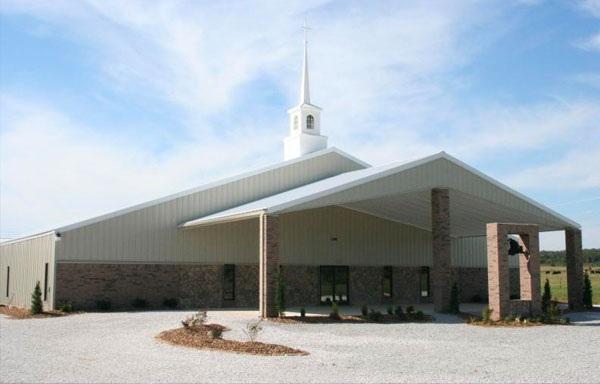 MO, Tiff City - BUFFALO CREEK BAPTIST CHURCH