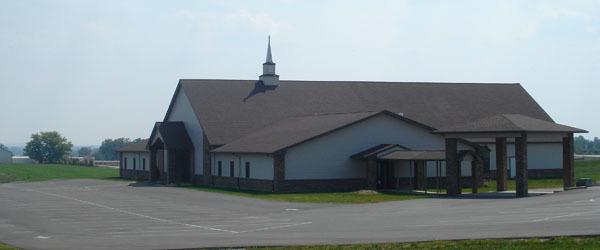 MO, Winfield - FIRST BAPTIST CHURCH