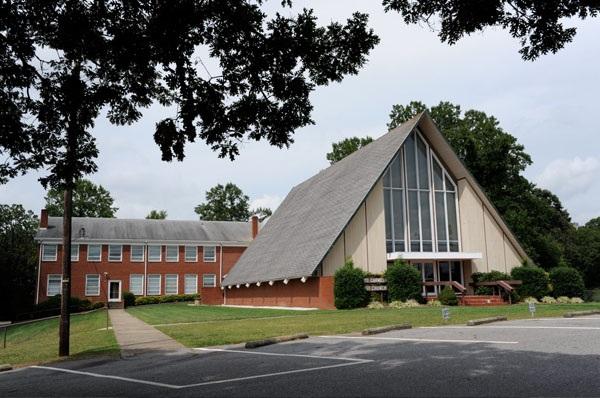 NC, Asheville - MOUNT CARMEL BAPTIST CHURCH