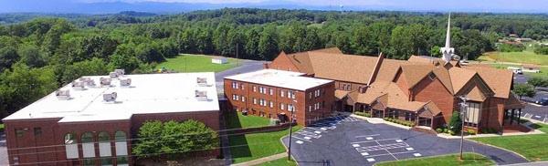 NC, Morganton - BURKEMONT BAPTIST CHURCH