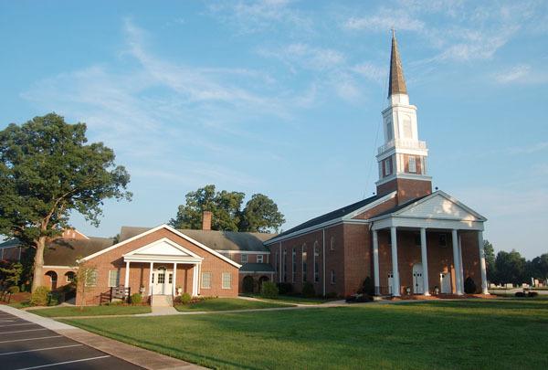 NC, Shelby - ELIZABETH BAPTIST CHURCH