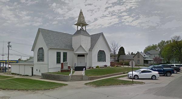 NE, Albion - FIRST BAPTIST CHURCH
