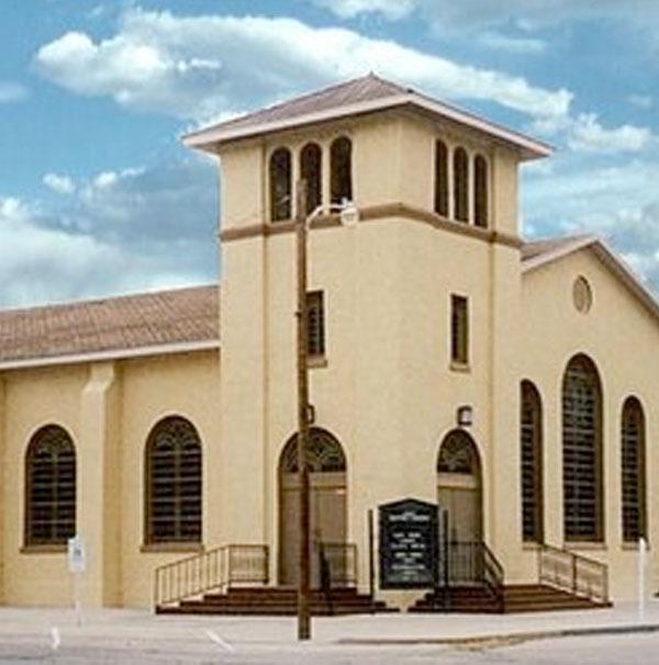 NM, Carlsbad - FIRST BAPTIST CHURCH