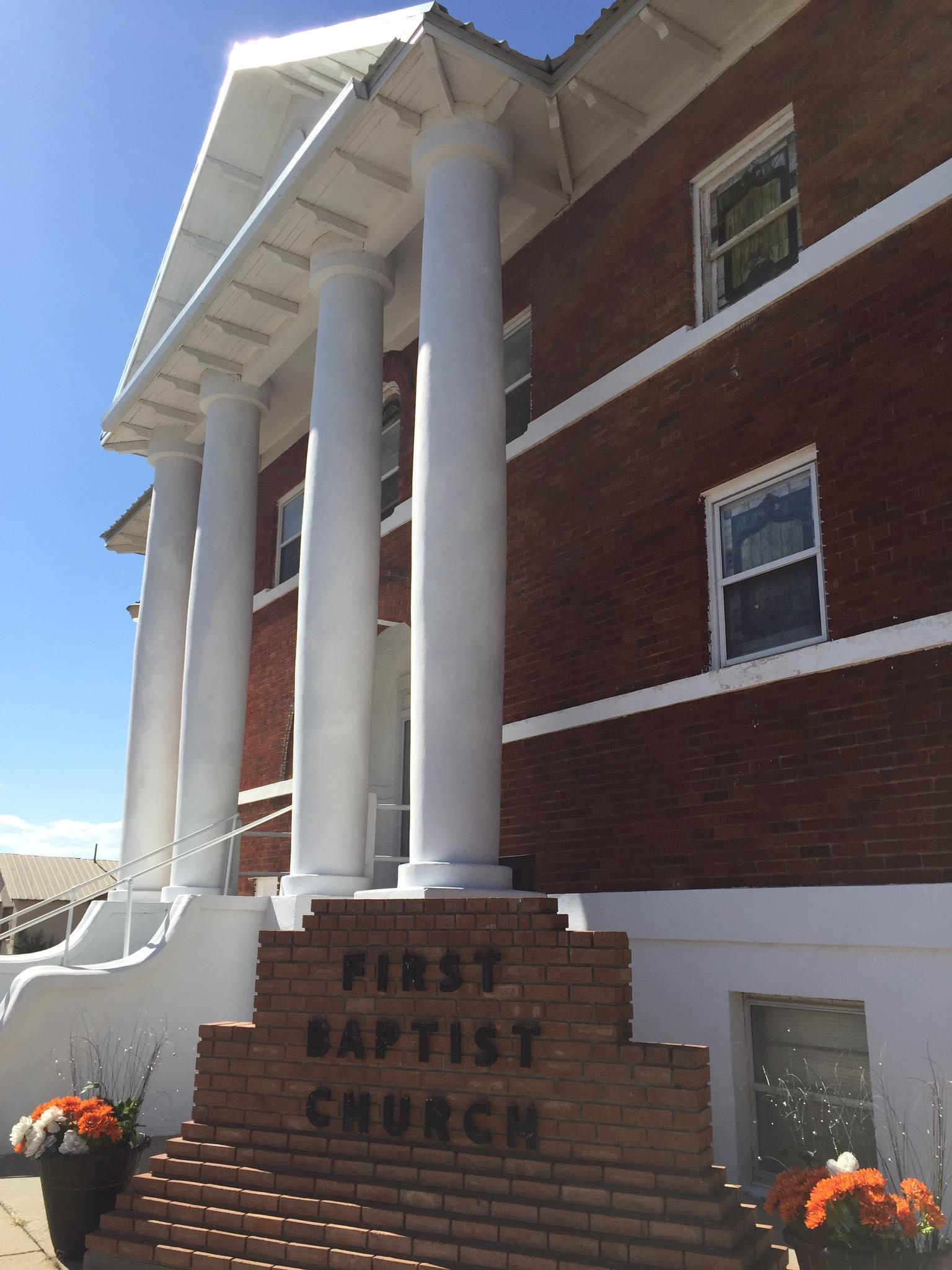 NM, Clayton - FIRST BAPTIST CHURCH