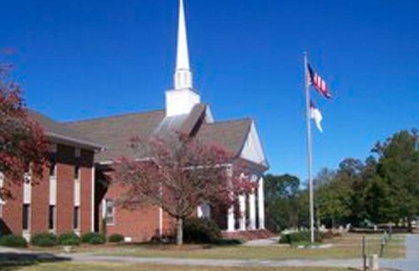 Sc Batesburg - MT. EBAL BAPTIST CHURCH