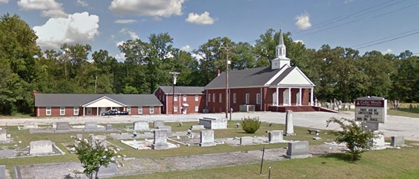 SC, Belton - CEDAR SHOALS BAPTIST CHURCH