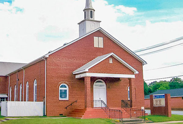 SC, Blacksburg - BROAD RIVER BAPTIST CHURCH