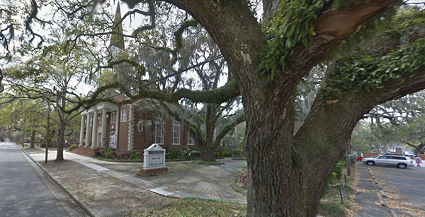 SC, Conway - FIRST BAPTIST CHURCH(1.2)