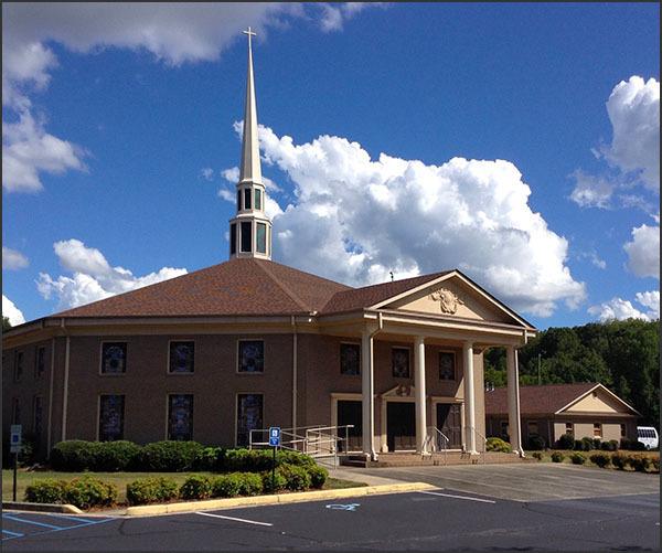 Sc Easley - ARIAL BAPTIST CHURCH