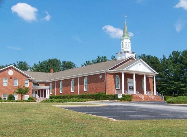 SC, Easley - MT. CARMEL BAPTIST CHURCH