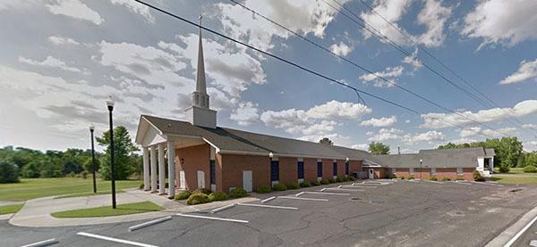 SC, Florence - MIZPAH BAPTIST CHURCH