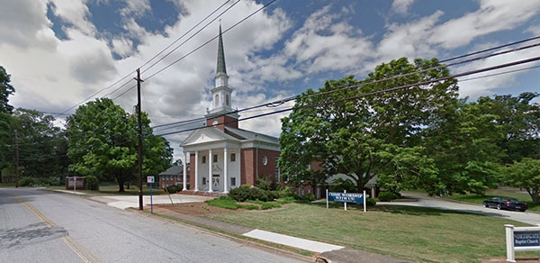 SC, Greenville - NORTHGATE BAPTIST CHURCH