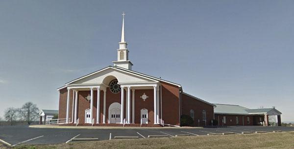 SC, Greer - APALACHE BAPTIST CHURCH