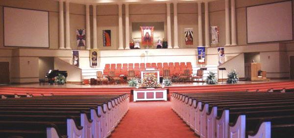 SC, Greer - FAIRVIEW BAPTIST CHURCH
