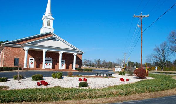 SC, Inman - NEW PROSPECT BAPTIST CHURCH