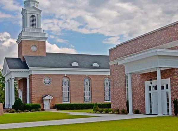 SC, Kingstree - FIRST BAPTIST CHURCH