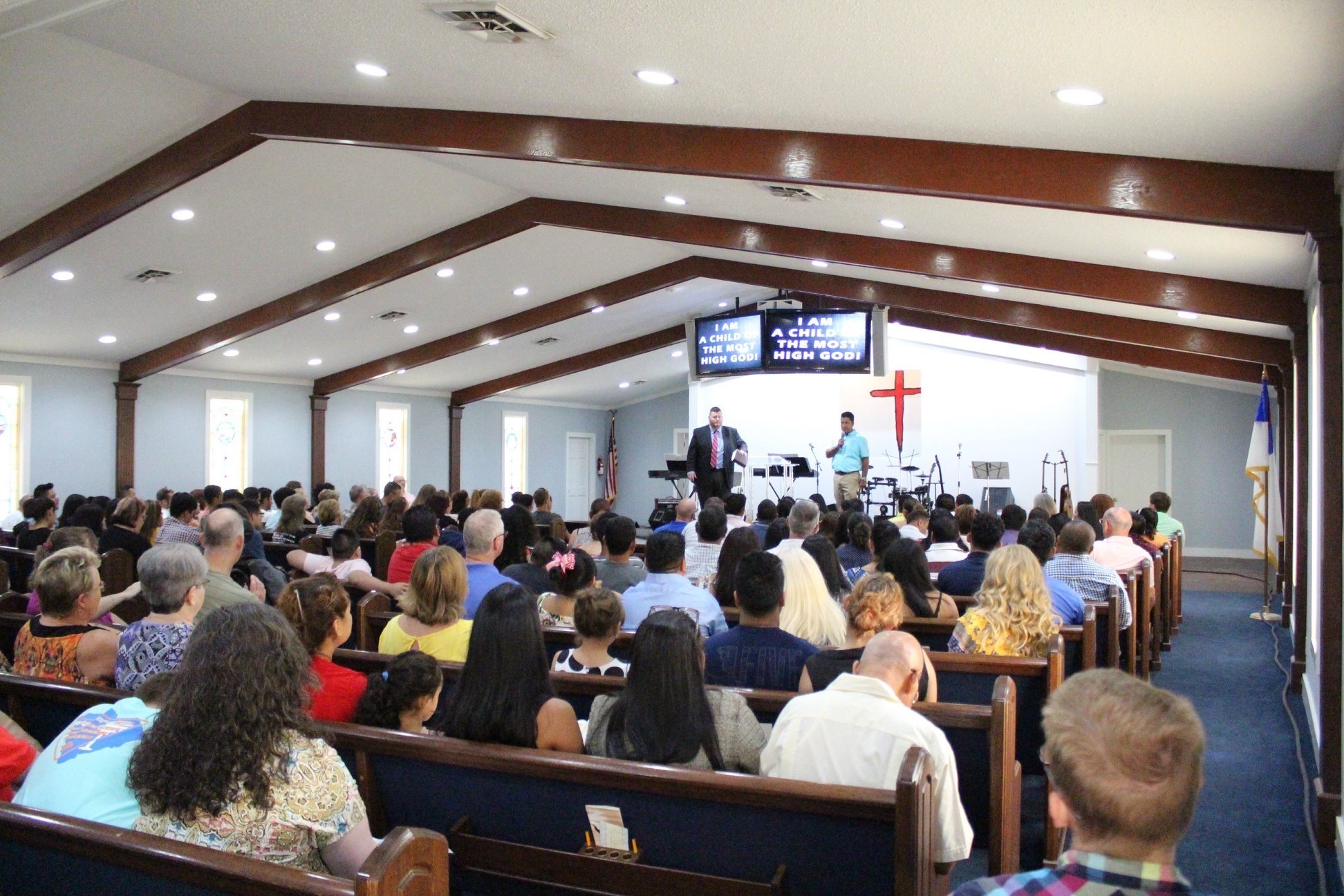 SC, Lancaster - EASTSIDE BAPTIST CHURCH(1.2)
