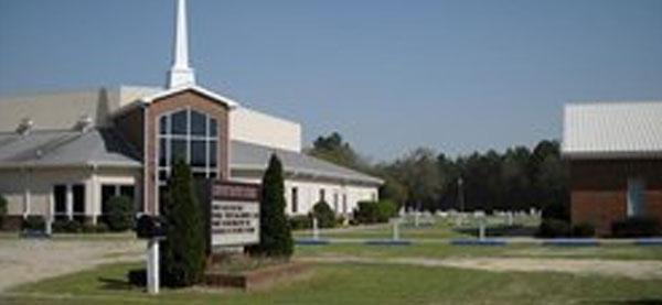 SC, Leesburg - COVENANT BAPTIST CHURCH