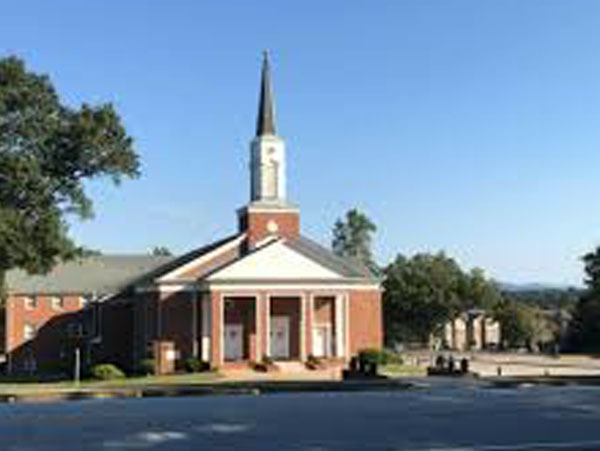 Sc Liberty First Baptist Church