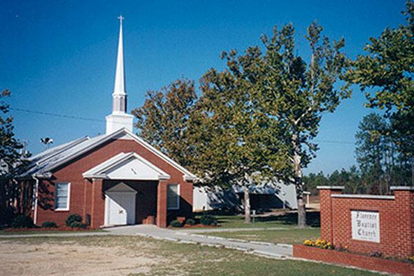 SC, Pelion - FLORENCE BAPTIST CHURCH