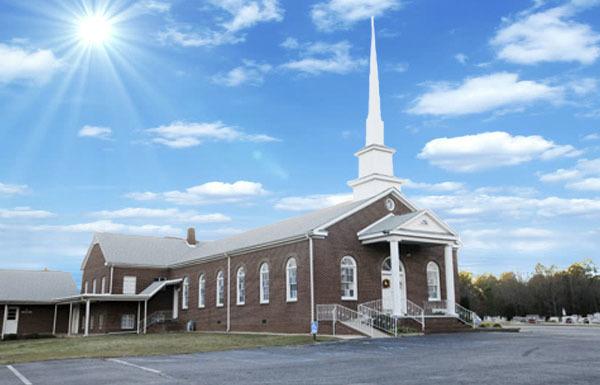 SC, Pelzer - WHITE PLAINS BAPTIST CHURCH