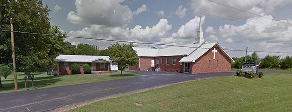 TN, Hillsboro - FIRST BAPTIST CHURCH