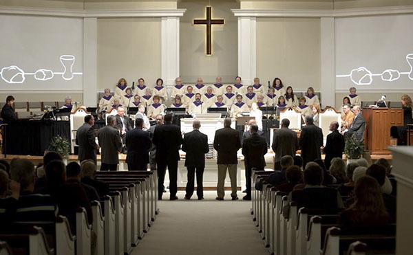 TN, Maryville - MADISON AVENUE BAPTIST CHURCH