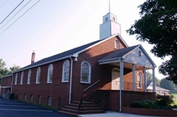 TN, Strawberry Plains - FIRST BAPTIST CHURCH