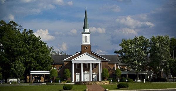Tn Tullahoma First Baptist Church