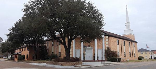 TX, Carthage - CENTRAL BAPTIST CHURCH