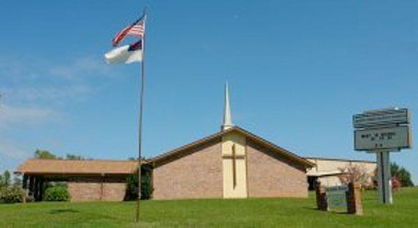 TX, Centerville - NORTH CREEK BAPTIST CHURCH