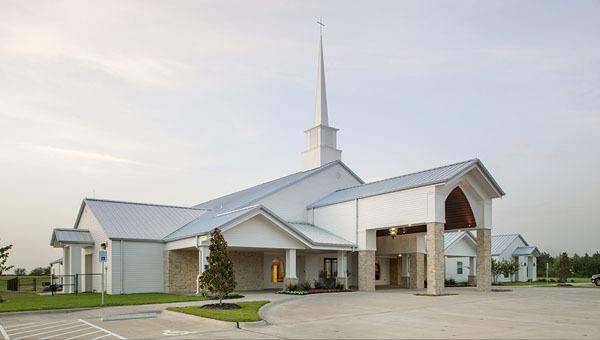 TX, Chappell - FIRST BAPTIST CHURCH