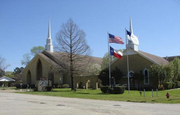 TX, Coldspring - FIRST BAPTIST CHURCH