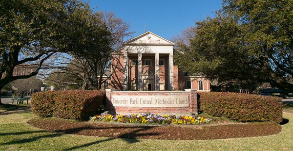 TX, Dallas - UNIVERSITY PARK UNITED METHODIST CHURCH